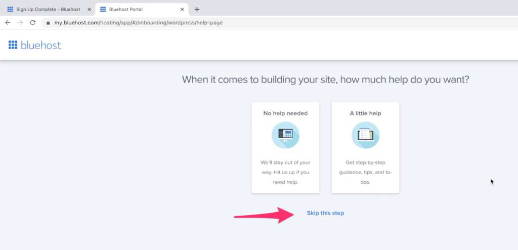 Build Your Website - Start Building Your WordPress Blog