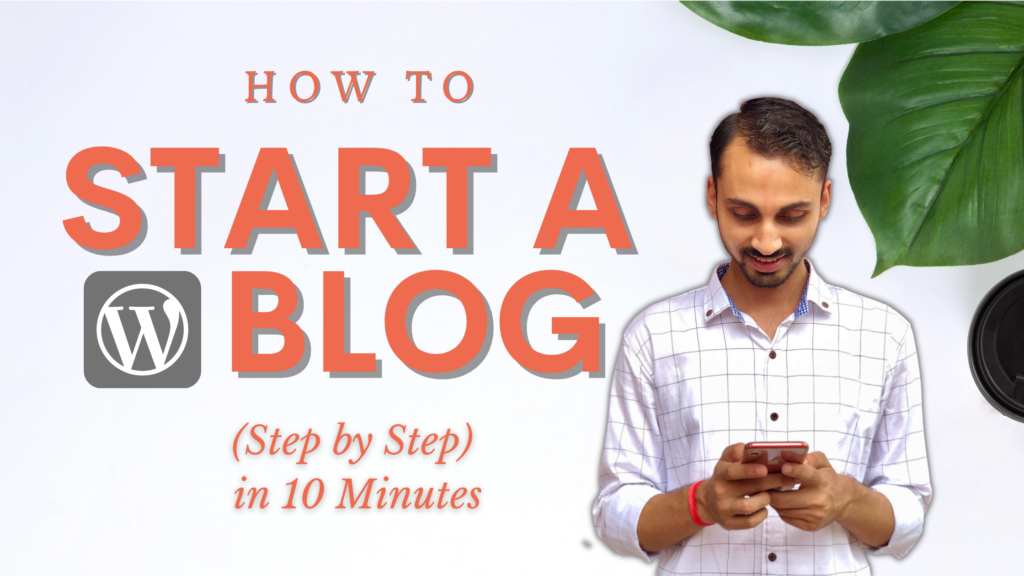 How to Start A Blog - Start A Professional WordPress Blog Step-by-Step