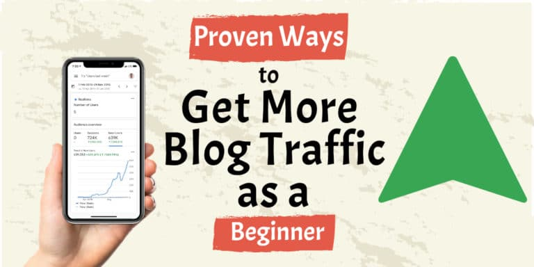 Proven Ways to Get More Blog Traffic as a Beginner