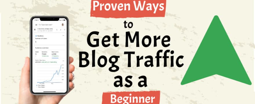21 Proven Ways to Get More Blog Traffic as a Beginner
