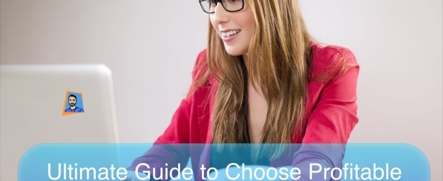Beginner Guide to Choosing a Profitable Blogging Niche that Makes Money