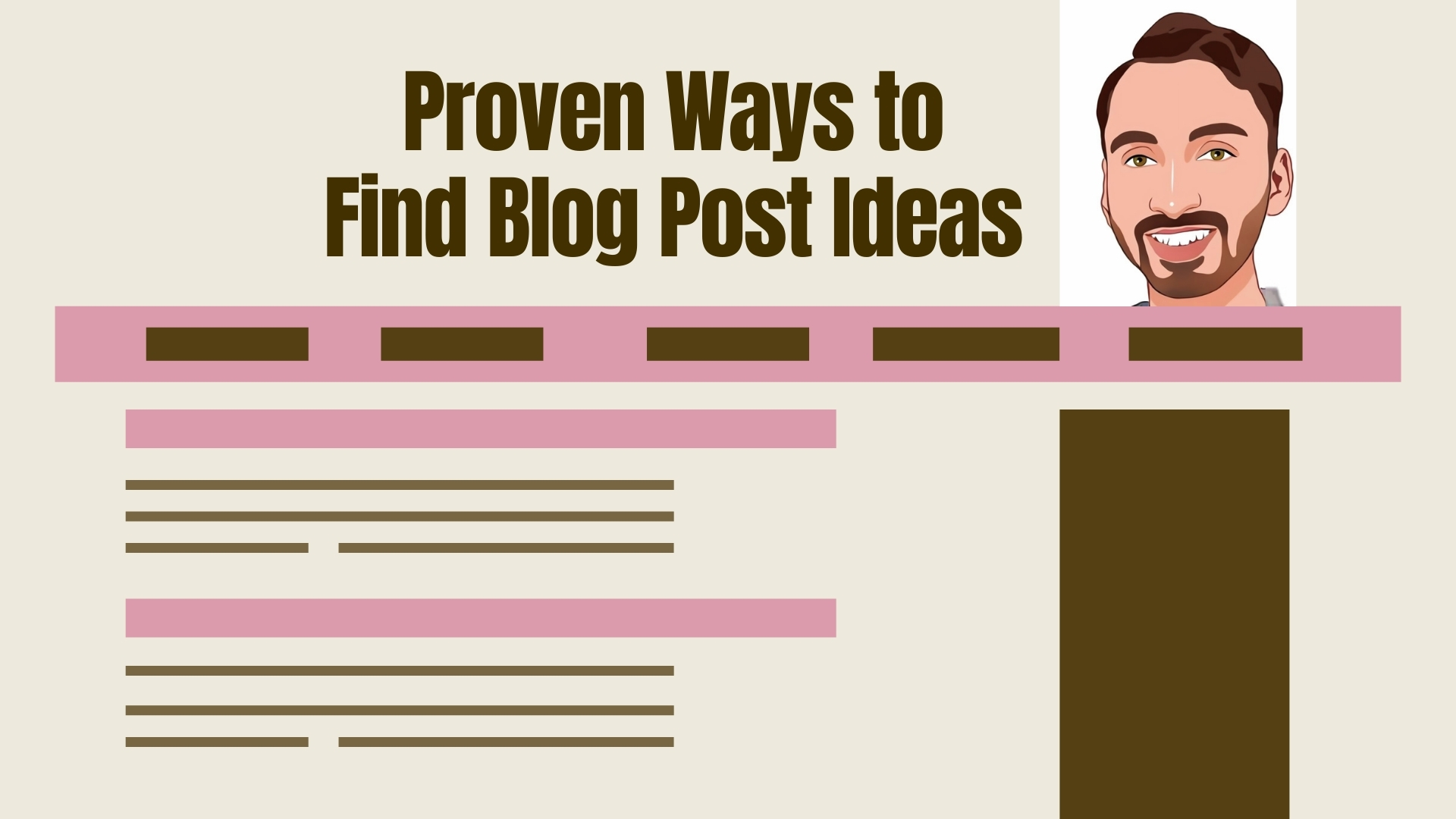 Proven Ways to Find Blog Post Ideas and Topics to Write About